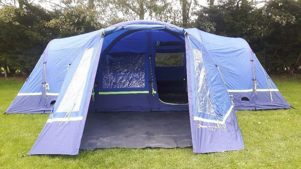 39d4cc0fc Berghaus Air 8 Tent   Porch
