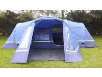 Berghaus Air 8 Tent & Porch