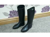 Children's Shires Horse Riding Boots Size 1