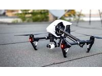 DJI Inspire Drone, with light package included