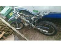 Derbi senda 50cc spares / donor bike