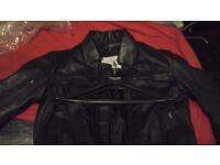 MOTORCYCLE LEATHER JACKET Triumph Horizon Vented Jacket Size M