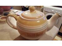 Ringtones teapot biscuit barrel