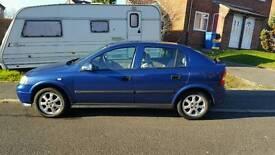 Vauxhall Astra Club 16v 1.6