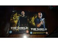 The shield box set