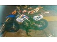 Tm 125 not yzf,rm,ktm,crf,cr,yz