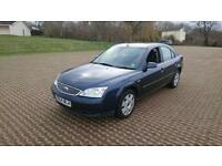 FORD MONDEO 1.8 LX 5dr (blue) 2004