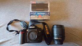Nikon D90 (DSLR) Full Package (lense, case, camera)