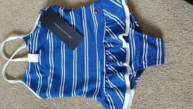 BNWT Toddler Tommy Hilfiger Swimsuit 18months