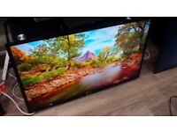 """42"""" Smart Full HD 1080p Freeview LCD TV £150"""
