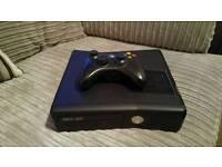XBOX 360 Slim 250GB + FIFA14 Brazil + wireless gamepad and HDMI cable