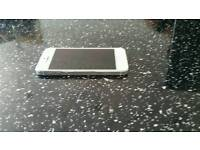 IPHONE 5, 16GB, SILVER ONLY £90