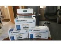 Blaupunkt dab+/bluetooth radio BPR-3 LCD fault