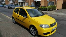 Fiat Punto, 1.3l, Petrol, Manual, 2005 (55 Reg), 126,000 Miles, MOT until Oct 2017