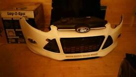 Ford focus front end 14 plate