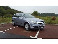 2008 vauxhall astra life 1.6 only 53000 miles just had service and cambelt done