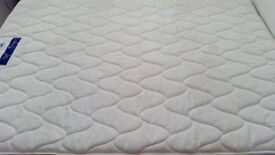 Silentnight micracoil double sided mattress