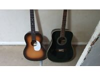 For Parts Acoustic Guitars