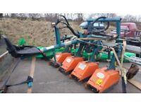 Comeb Inter Row Rotovator Tractor Farm Cultivator