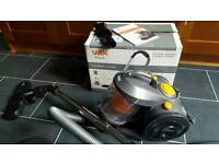 Vax Power4 cyclonic, bagless vacuum