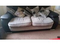 Looking to swap this beautiful sofa n cushions for a 3 and 2 matching
