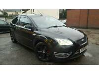 2006 FORD FOCUS ST-3 BLACK REMAPPED CHEAP CAR PX SWAP