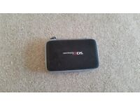 3DSXL plus games, charger and case