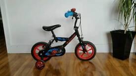 "Child's bike 12"" rrp £50 halfords"