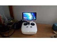Phantom 4 Pro Controller with Built-in Screen