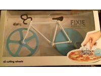 Brand New Bike Fixie Pizza Cutter