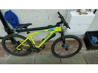 Swap for a down hill bike kona preferably why