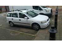 SELL OR SWAP . Vauxhall astra - 2004 - 1.7 diesel - MOT june