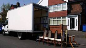 MAN WITH VAN COMPANY HIRE MOVING DELIVERY MAN AND VAN SERVICE NATIONWIDE MOVERS FULL HOUSE REMOVALS