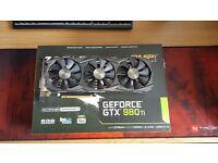 Nvidia GTX 980 Ti - Video/Graphics Card - Zotac GTX 980Ti AMP Edition