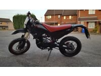 Pulse Adrenaline 125 2013 ( Motorbike / Super Moto / Dirt / Road Bike / Not Yamaha )