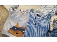 Boy clothes bundle 6 to 9 months