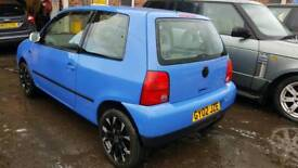 Vw lupo 1.4s swap for wheels or parts