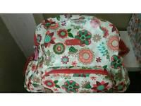 Minene designer baby changing bag