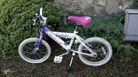 Free girls bike.