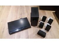 Panasonic SA-BT230 5.1 Blu-ray DVD Home Theatre System with iPod Dock