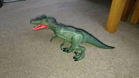 Dinosaur interactive