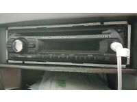 Sony MEX BT2500 Bluetooth AUX Headunit