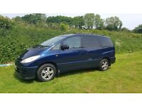 Toyota Previa 2.4 Automatic 7 Seater