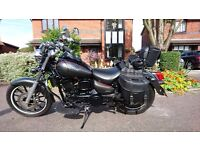 Daelim Daystar 125 Motorcycle (Blackpool)