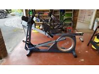 Cross / Eclipse Trainer - Tony Little Elliptical Exercise Machine fully working.