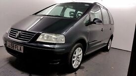 2009 | VW Sharan | 1.9 TDI PD S 5dr Auto | PCO Licensed | Drives Well | Uber Suitable | Bargain
