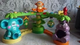 Baby/toddler Fisher Price musical ball game
