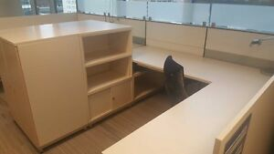15 Modular Office Furniture Workstations or Cubicles