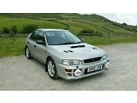 BEST CASH PAID FOR SUBARU STI WRX TURBO 2000 COSWORTH E30 EVO LANCER