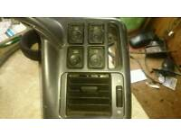 Ford sierra sapphire late model dash switches (4)